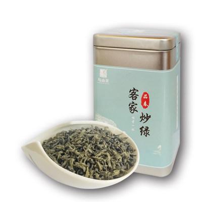 丰顺馆 马山客家炒绿明前一级150g/罐