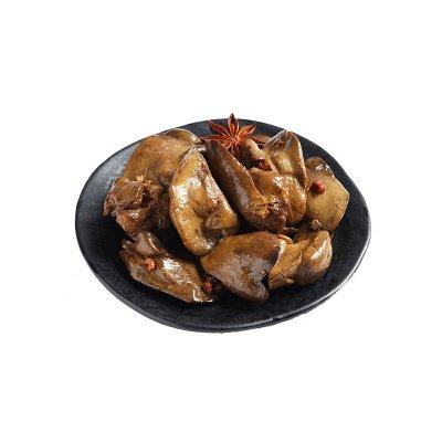 卤鸭肝/每斤