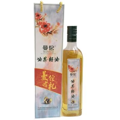 丰顺馆 曼陀茶油725ml/瓶