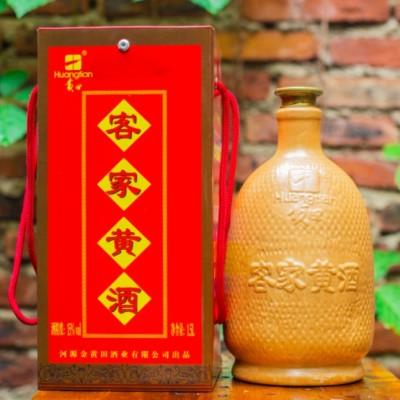 金黄田2级客家黄酒 1.5L/瓶