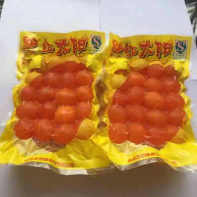 红太阳20枚真空咸蛋黄 240g/包