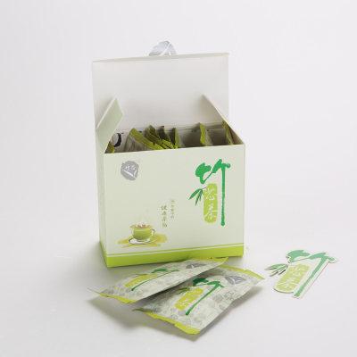 竹芯茶/小纸盒竹芯茶/明前茶 /竹叶 青茶 黑茶/清热火茶/清肝明目/包邮