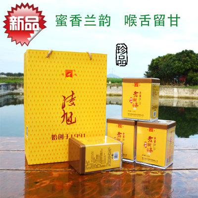 凌旭茶业系列产品老树茶单枞茶叶潮州乌岽单丛茶杏仁香型500g包邮