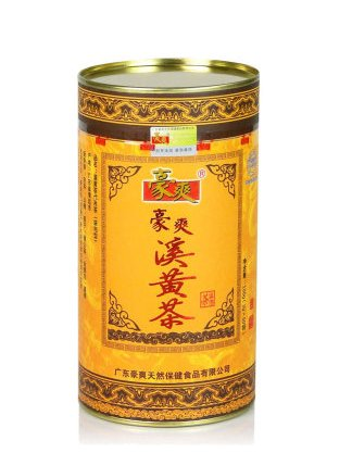 豪爽灵之溪黄茶(山草堂)广东省内包邮