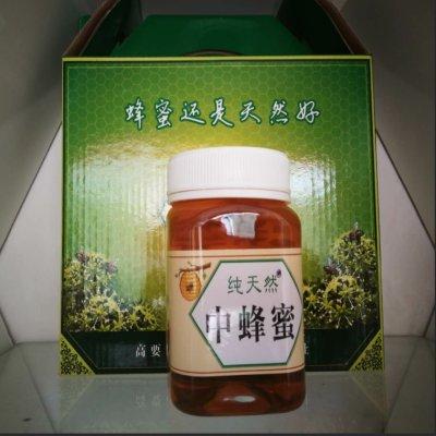 肇庆高要特色农产品 中蜂 蜂蜜 纯天然
