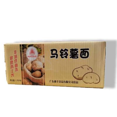 丰顺馆 穗丰马铃薯面1.75kg/箱