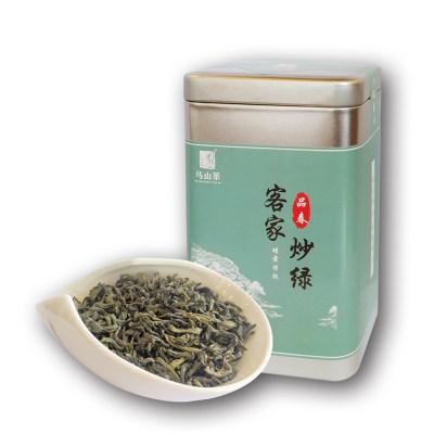 丰顺馆 马山客家炒绿明前特级150g/罐