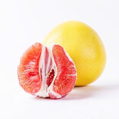 英德东华镇文南村红心柚子10斤