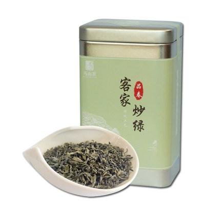 丰顺馆 客家炒绿传统工艺150g/罐