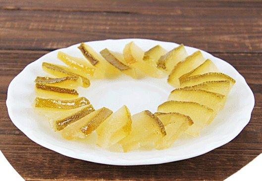 蜜饯金柚果脯 柚皮糖柚子皮 休闲食品 蜜饯柚皮 130g盒