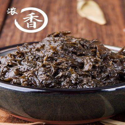 蓬盛香港橄榄菜180*3瓶装 正宗潮州潮汕特产腌制下饭菜小菜