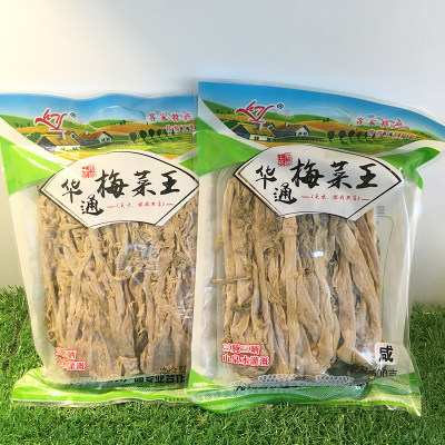 龙门梅菜芯菜干农家腌制梅菜扣肉