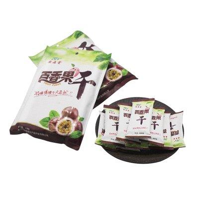 和平东森堂百香果果干 百香果果脯 休闲小吃 零食118g/袋