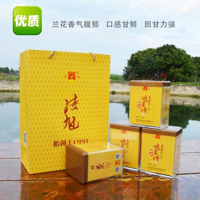 凌旭茶业系列产品鸭屎香单枞茶乌岽单丛茶潮汕高山大乌叶单从茶500g