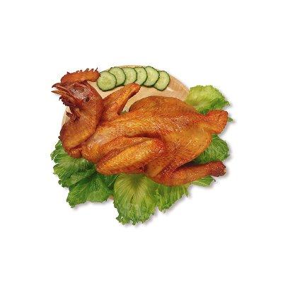 采荷光头灌汤烤鸡/每只