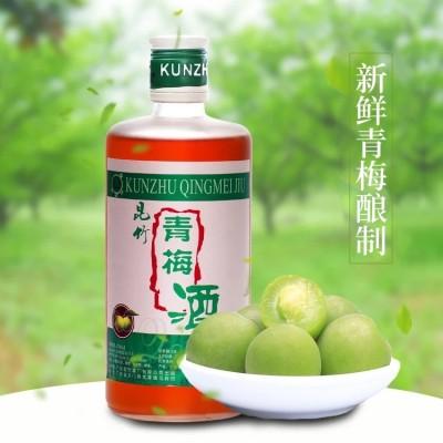 龙门青梅酒广东惠州客家特色自酿果酒6瓶装