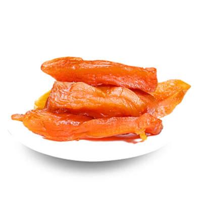 【南雄特色馆】休闲零食 蜜饯果干 小吃 红薯干 黄金地瓜干250g/袋