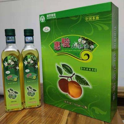 广宁山茶油