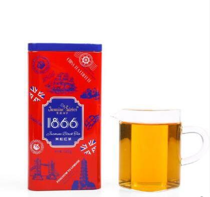 闽榕茶业 1866茉莉红茶125g