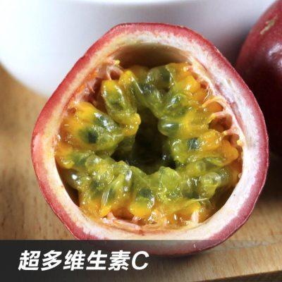 广西百香果热带水果5斤新鲜当季西番莲鸡蛋果酱原浆级大红果