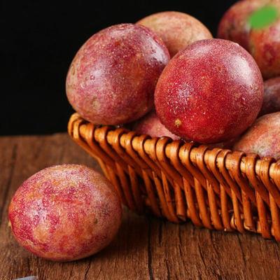 荟晟源百香果新鲜现摘5斤中大果包邮西番莲热带水果鸡蛋果坏果赔