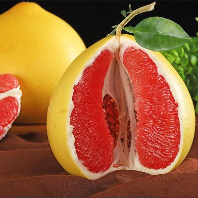 现摘红心柚子带箱包邮当季新鲜孕妇水果红肉蜜柚(1只装)