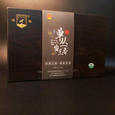 农业农村部进村入户饶平运营中心凌旭蜜兰香醇香型高档木盒120克