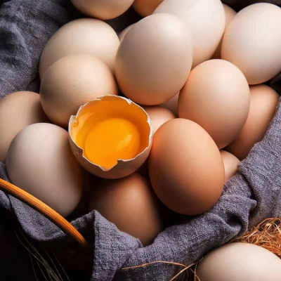 妈妈家的土鸡蛋
